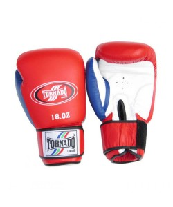 TORNADO Leather Training Boxing Gloves