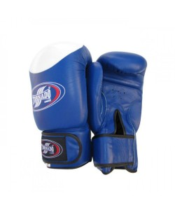 Leather Training Boxing Gloves